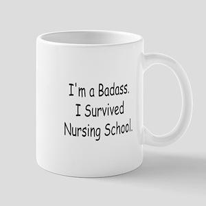 Badass Nursing Students Mug