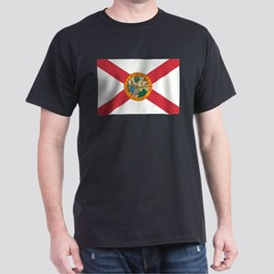 state-flag-of-florida Dark T-Shirt