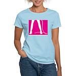 Dirty Little Girl Women's Pink T-Shirt