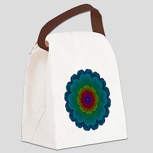 Prisma Blossom Canvas Lunch Bag