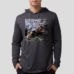boxieclock1 Mens Hooded Shirt