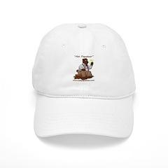 Ask Papabear Baseball Cap