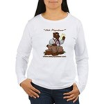Ask Papabear Women's Long Sleeve T-Shirt