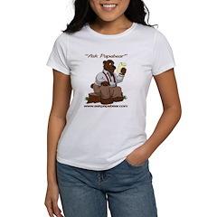 Ask Papabear Women's T-Shirt