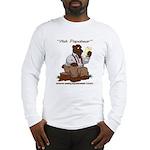 Ask Papabear Long Sleeve T-Shirt