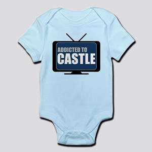 Addicted to Castle Infant Bodysuit