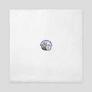 Pancreatic Shield & Warrior Queen Duvet