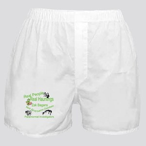Ghost Adventures Boxer Shorts
