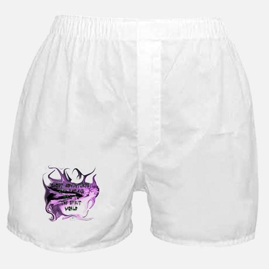 Zak Bagans Hero4.png Boxer Shorts