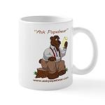 Ask Papabear Mugs