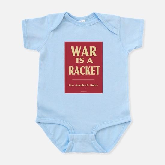 War Is A Racket Infant Creeper