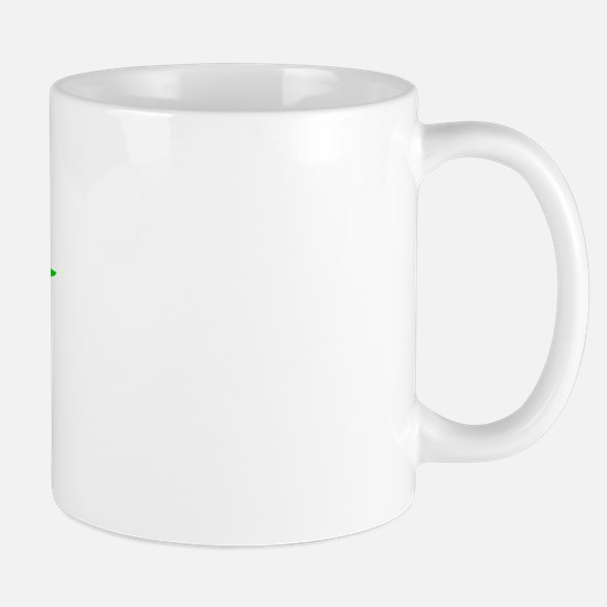 Fear Not Circle Mug