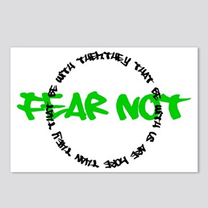 Fear Not Circle Postcards (Package of 8)