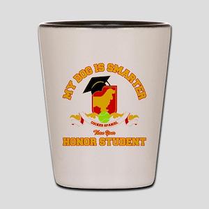 Cocker Spaniel Shot Glass