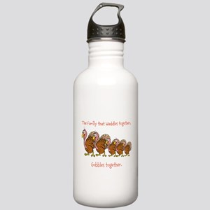 Waddle Gobble Family Stainless Water Bottle 1.0L