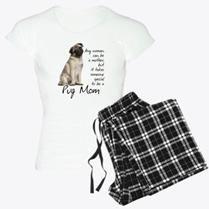 Pug Mom Women's Light Pajamas