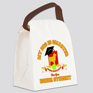 Bernese Canvas Lunch Bag