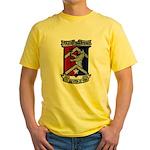 USS BREWTON Yellow T-Shirt