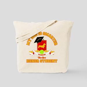 Smooth Dachshund Tote Bag