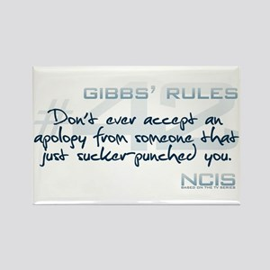 Gibbs' Rules #42 - Just Sucker-Punched You Rectang