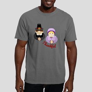 Thankful Pilgrims Mens Comfort Colors Shirt