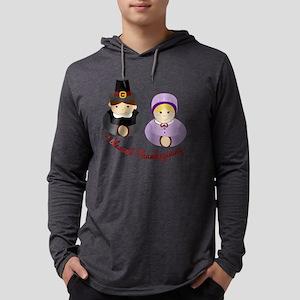Blessed Thanksgiving Mens Hooded Shirt