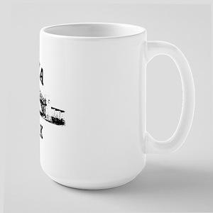 Astoria Hellgate Bridge Large Mug