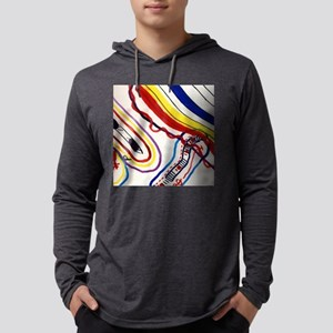 Lentz Sermon Tile #1 Mens Hooded Shirt