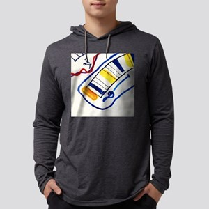 Lentz Sermon Tile #3 Mens Hooded Shirt