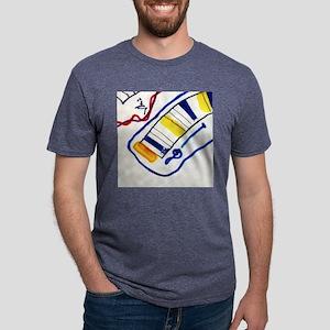 Lentz Sermon Tile #3 Mens Tri-blend T-Shirt