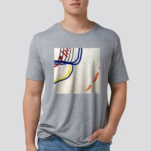 Lentz Sermon Tile #4 Mens Tri-blend T-Shirt