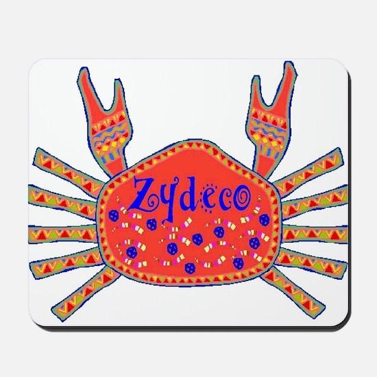 Zydeco Crab Mousepad
