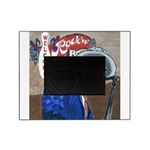 BluesSingerCPtile Picture Frame