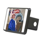 BluesSingerCPtile Rectangular Hitch Cover