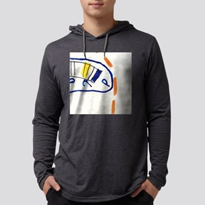 Lentz Sermon Tile #6 Mens Hooded Shirt