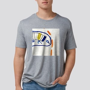 Lentz Sermon Tile #6 Mens Tri-blend T-Shirt