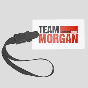 Team Morgan Large Luggage Tag