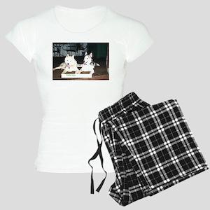 Husky Love Women's Light Pajamas
