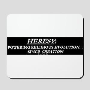 heresy Mousepad
