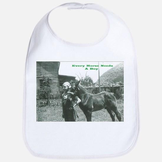 Every Horse Needs a Boy Bib