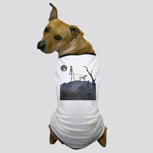 skeleton dog person Dog T-Shirt