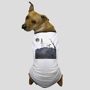 skeleton dog person Dog T-Shirt