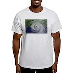 Hurricane Katrina Ash Grey T-Shirt