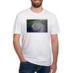 Hurricane Katrina Fitted T-Shirt