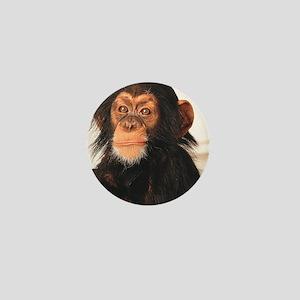 Monkey! Mini Button