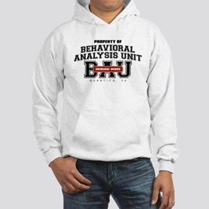 Property of Behavioral Analysis Unit - BAU Hooded