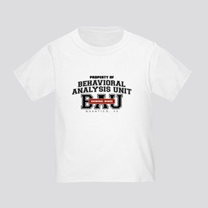 Property of Behavioral Analysis Unit - BAU Infant/