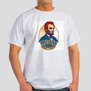 Honest Abe Lincoln Light T-Shirt