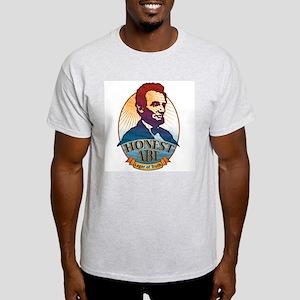 Honest Abe Lincoln Light T-Shirt