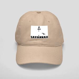 Savannah Beach GA - Lighthouse Design. Cap